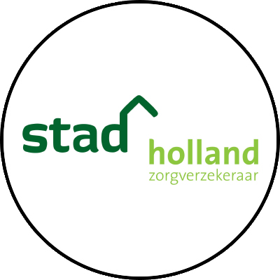 stad holland logo rond